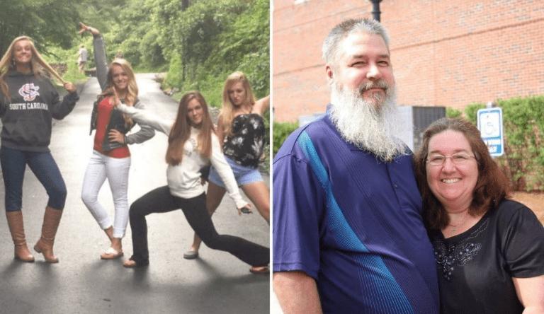 Deze ouders gingen op vakantie en kwamen terug naar de verrassing van hun leven!